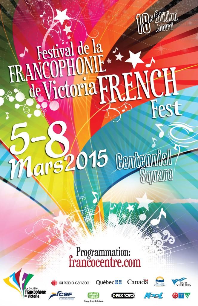 4 raisons d'aller au Festival de la Francophonie